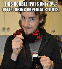 Beer – I am a Beer Snob!Sorta…
