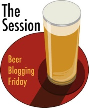 Logo image of The Session, beer blogging Friday