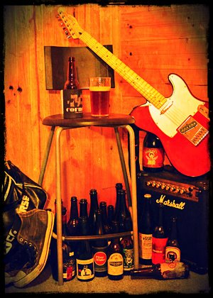 Beer Bar Band blog feature photo
