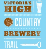 Logo of Victoria's High Country Brewery Trail