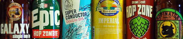 Banner image of IPA beers