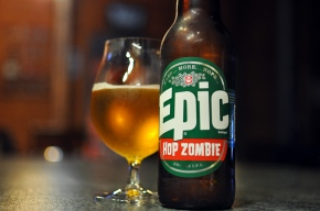 #IPAday review – Epic HopZombie
