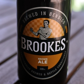 Brown Ale Day review – Brookes BrownAle