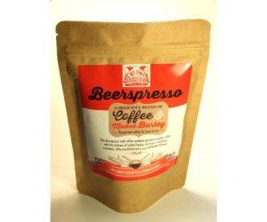 A bag of BrewSmith Beerspresso