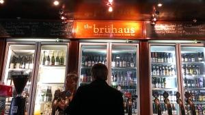 Inside Bruhaus bar