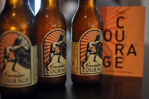 Bottles of Cavalier Courage