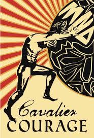 Cavalier Courage logo
