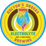 Doctors Orders Electrolyte decal